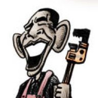 Obama the Plumber