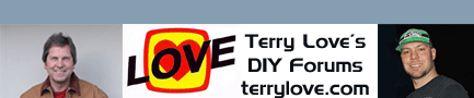 Terry Love Plumbing & Remodel DIY Forum & Blog - Powered by vBulletin