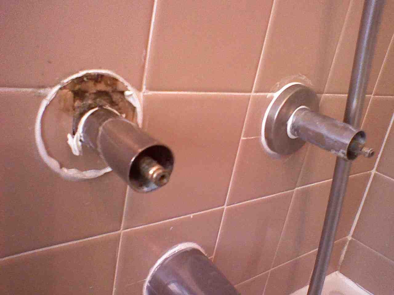 Can\'t reach Valve stem nut | Terry Love Plumbing & Remodel DIY ...