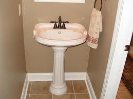 Small Half Bathroom