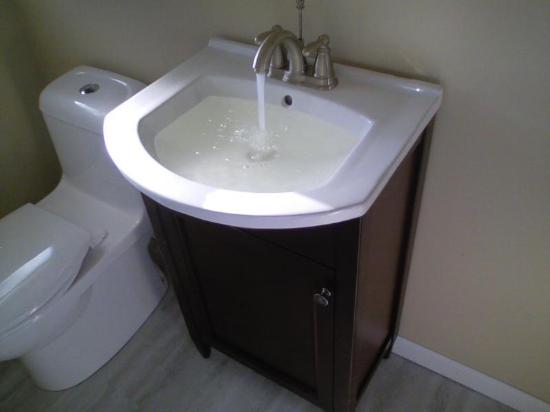 Tightening loose handle on Moen 6610 bath faucet | Terry Love ...