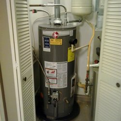 water heater expansion tank code georgia