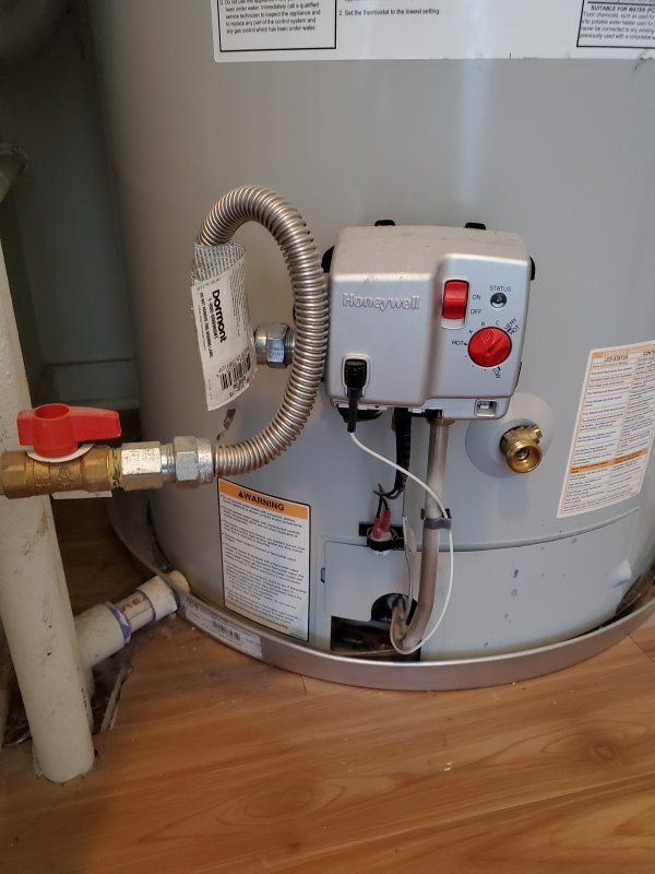 Musty smell/smelly air from water heater | Terry Love Plumbing
