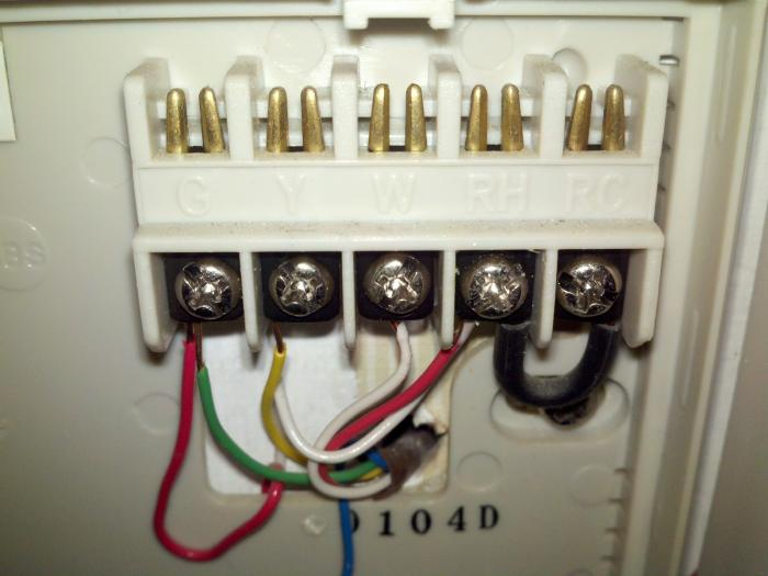 lux 500 thermostat wiring diagram thermostat wiring color code rh hg4 co lux 500 thermostat wiring diagram LuxPro Thermostat Wiring