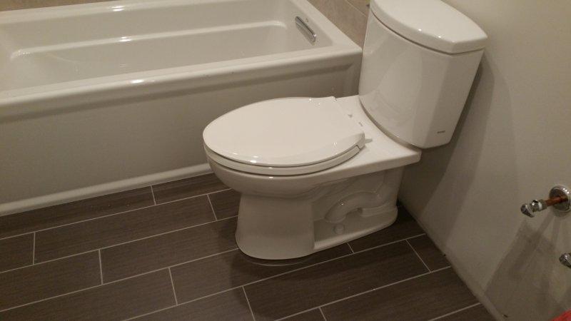 Caulk base of Toilet | Terry Love Plumbing & Remodel DIY ...