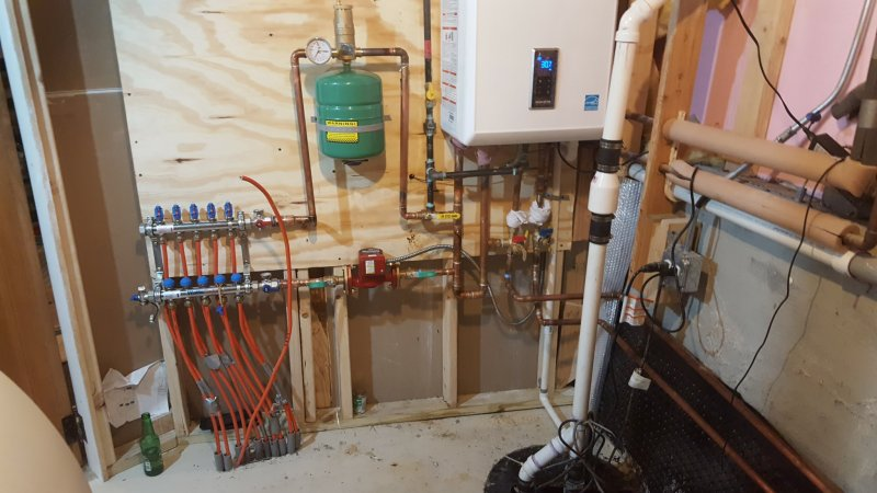 Closed Loop design for Navien 240 NCB | Terry Plumbing ... on