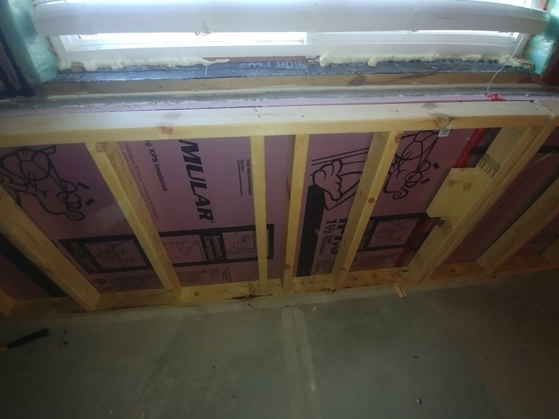 Basement 1 2 Wall Framing Help Terry Love Plumbing Remodel Diy
