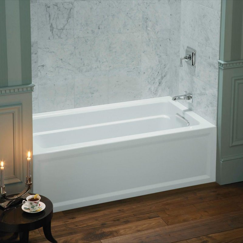 Kohler Archer Tub Terry Love Plumbing Amp Remodel Diy