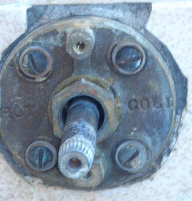 1950s American Standard Shower Mixer Valve leaking | Terry Love ...