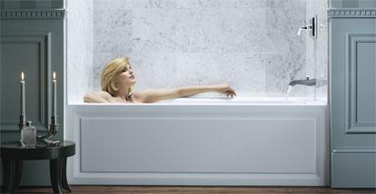 Kohler Archer tub | Terry Love Plumbing & Remodel DIY ...