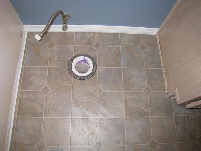 Repairing Bathroom Subfloor Terry