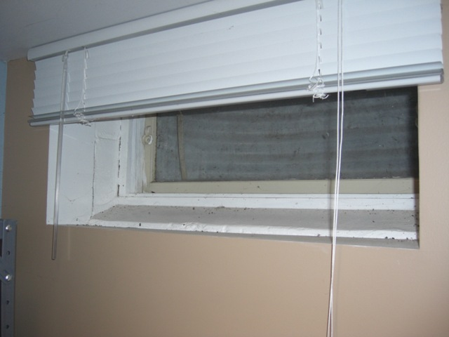 How To Finish A Basement Window Inside