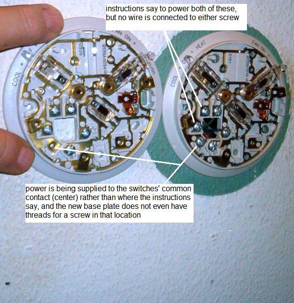 Honeywell Thermostat Rth2300b1038 Wiring Diagram – Rth6580wf Honeywell Thermostats Wiring Diagrams