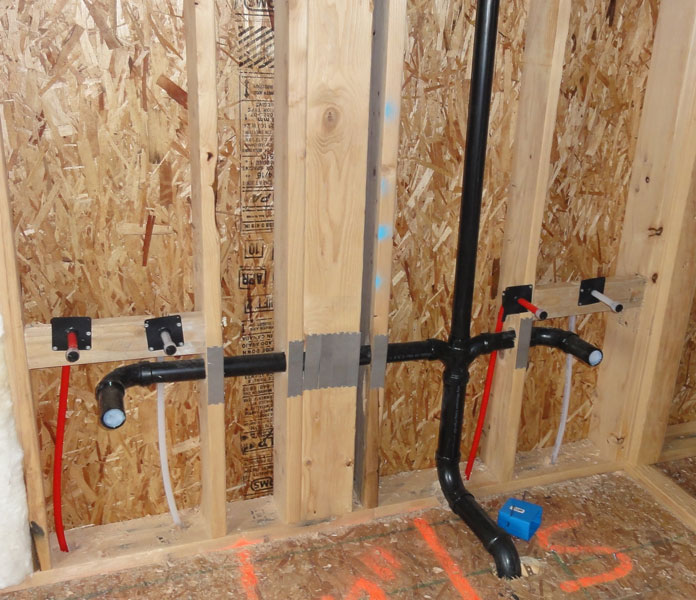 No Clean Out Necessary Terry Love Plumbing Remodel Diy