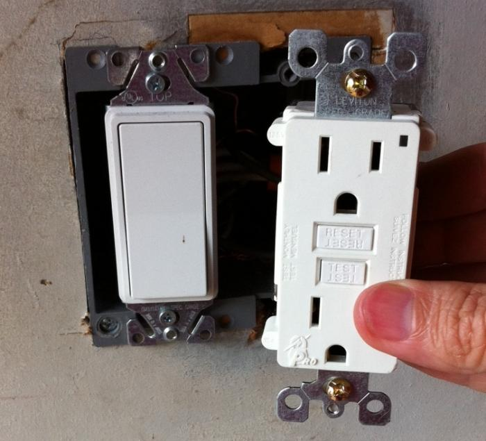adding an outlet next to a switch - a bit confusing | Terry Love ...