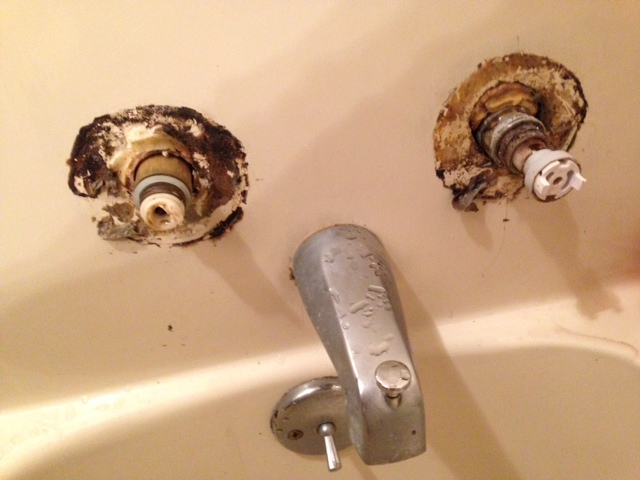 Replacing Valve Stem Question | Terry Love Plumbing & Remodel DIY ...