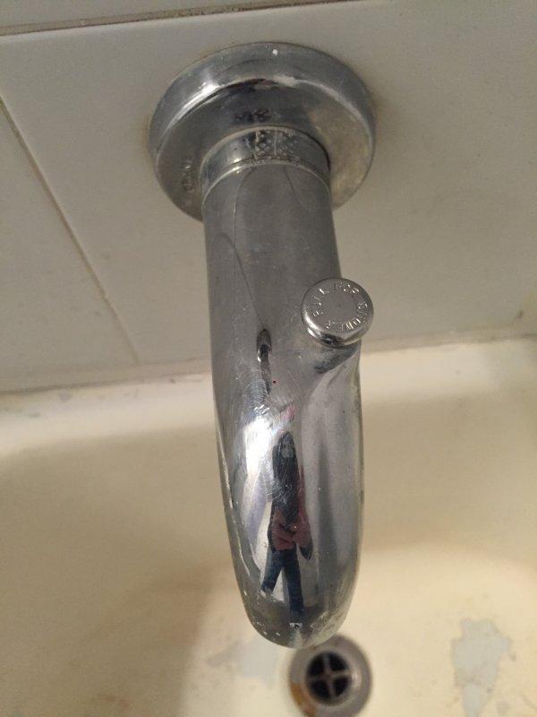 Crane Tub Spout | Terry Love Plumbing & Remodel DIY & Professional Forum