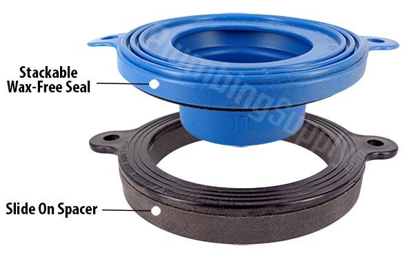 Maxresdefault Jpg Fluidmaster Better Than Wax Toilet Seal 7530 Lg