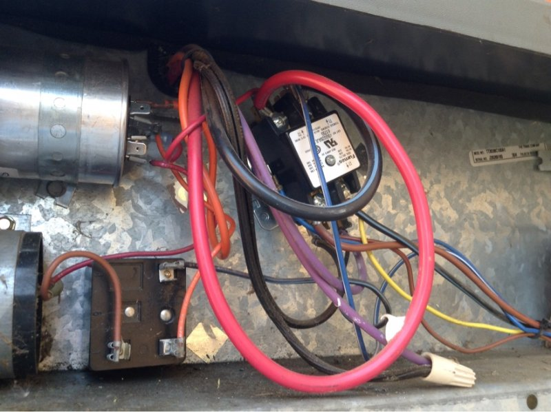 Question on capacitor size on Trane AC unit | Terry Love Plumbing