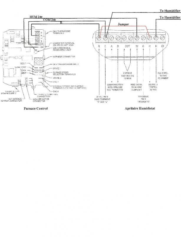 Wiring Diagram For Humidistat Fan : Master flow thermostat and humidistat wiring diagram