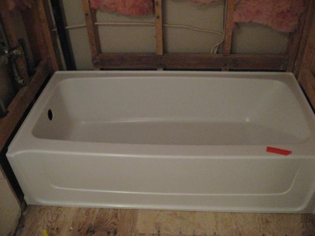 New tub install questions | Terry Love Plumbing & Remodel DIY ...