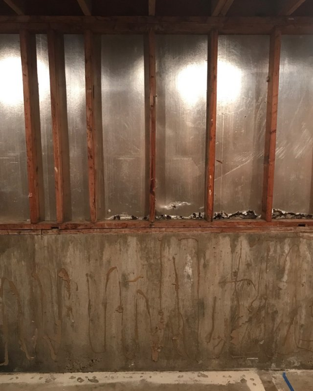 Basement Remodel Insulation