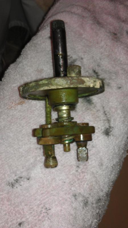 1950s American Standard Shower Mixer Valve leaking | Terry Love ...