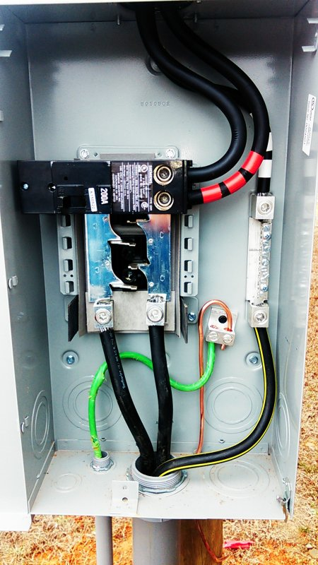 mobile home breaker box diagram wiring diagrams ground to neutral ion mobile home terry love plumbing mobile home breaker box wiring diagram