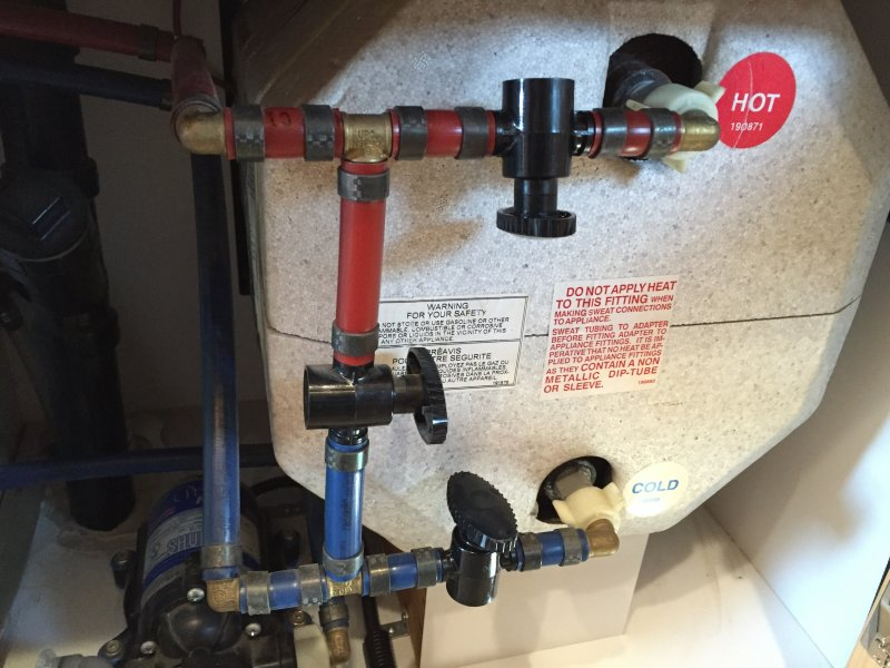 Crimp Or Clamp Pex Terry Love Plumbing Amp Remodel Diy