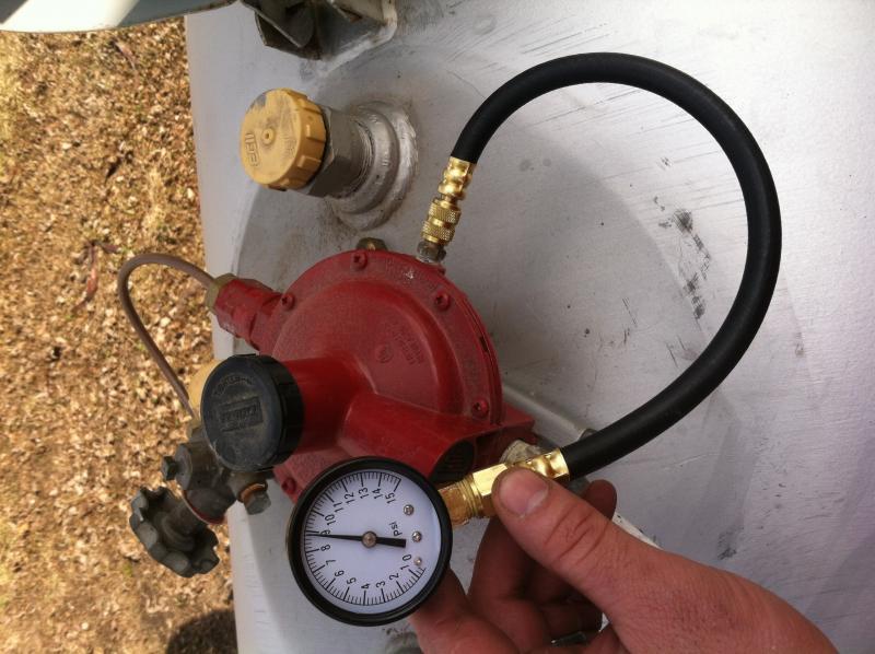 Propane leak testing | Terry Love Plumbing & Remodel DIY