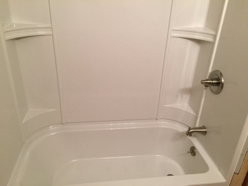 New Sterling Accord Tub Surround Install Terry Love