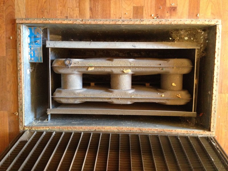 Viability Of Old Floor Furnace Terry Love Plumbing