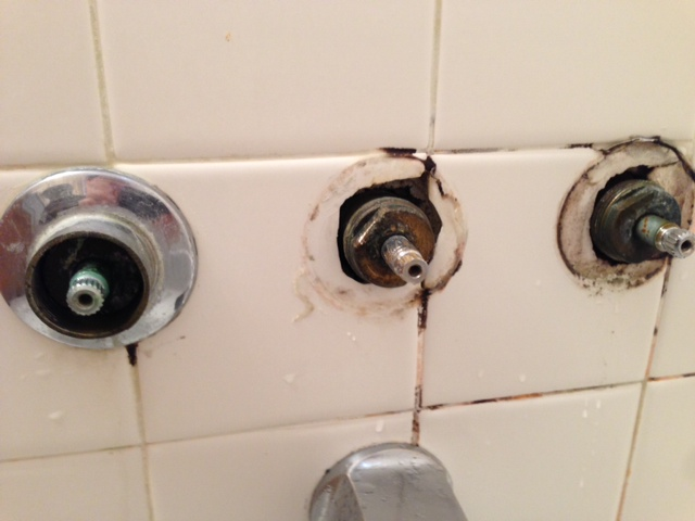 kohler shower valve replacement cleaning your shower