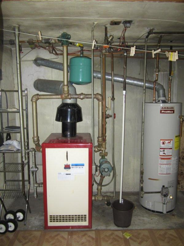 Have some issues with hot water boiler system | Terry Love Plumbing ...