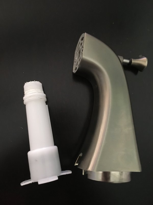 Tub Spout Adapter | Terry Love Plumbing & Remodel DIY ...