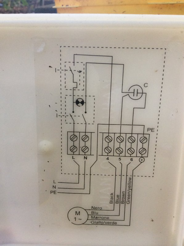 4 wire submersible 110volt electrical issues.   Terry Love Plumbing Advice  & Remodel DIY & Professional ForumTerry Love