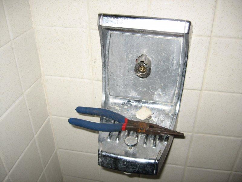 Old Moen Moenique Showerfaucet Combo Nobody Recognizes Terry - Older moen bathroom faucets