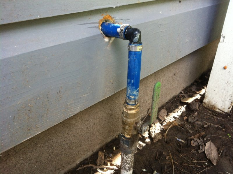 Pex Amp Building Penetration Questions Terry Love Plumbing