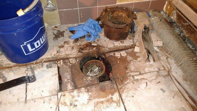 New How to Repair Cast Iron Drain Pipe Under Basement Floor