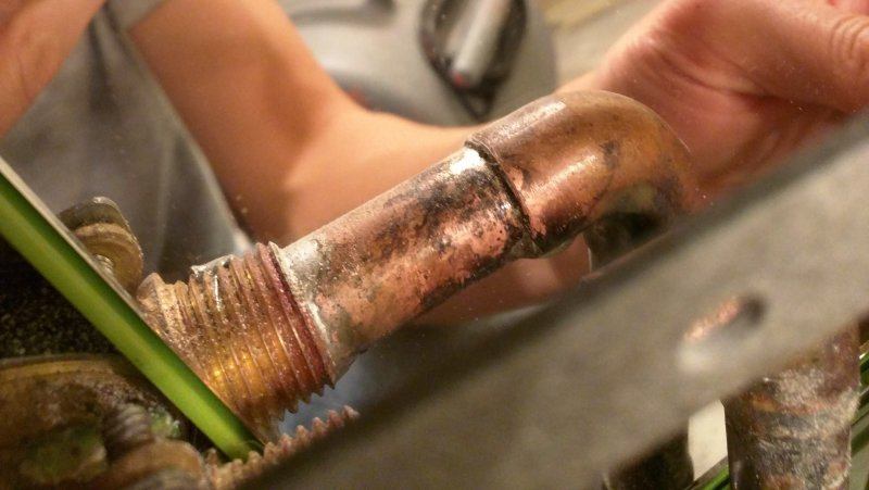 Will This Solder Joint Hold Terry Love Plumbing Remodel