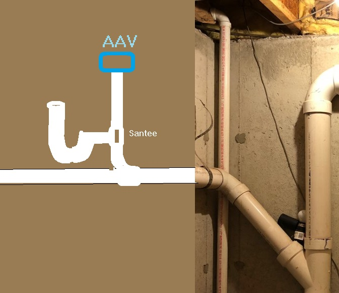 Adding Drain For Water Softener To Overhead Sewer Line Terry Love Plumbing Advice Remodel Diy Professional Forum