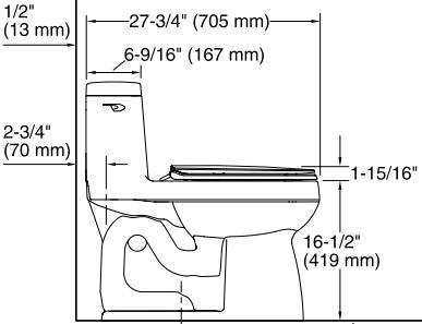 Compact Elongated Seat comfort | Terry Love Plumbing & Remodel DIY ...