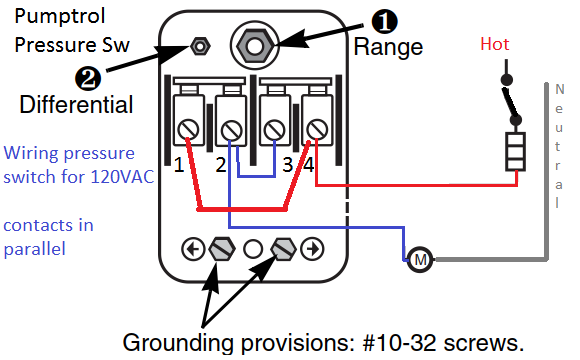 Merrill Pressure Switch Wiring Diagram : Merrill pressure switch wiring diagram