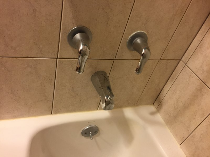 Bathtub faucet handle will not come off | Terry Love Plumbing ...