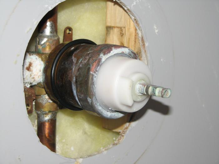 Replacing Waltec Shower Cartridge | Terry Love Plumbing & Remodel ...