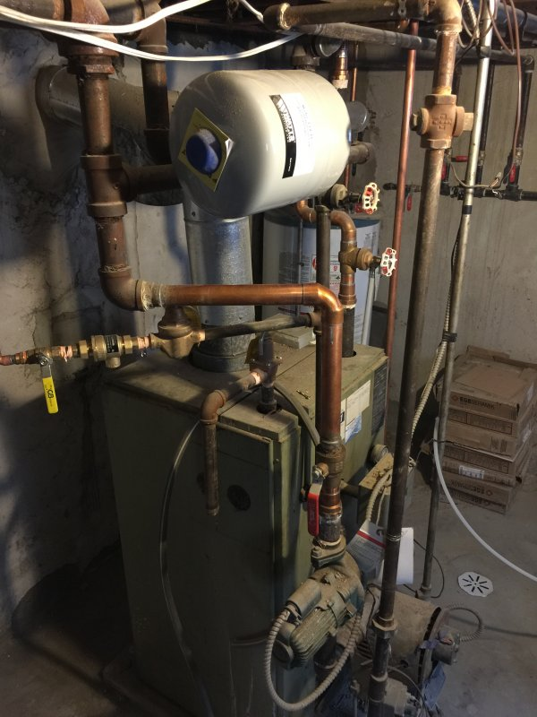 Zoning Of Old Radiator Heating System Terry Love