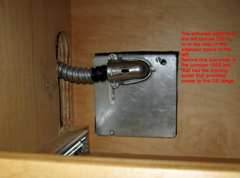 Wall Oven Wiring - Is a Plug/Socket Permitted | Terry Love Plumbing Advice  & Remodel DIY & Professional ForumTerry Love