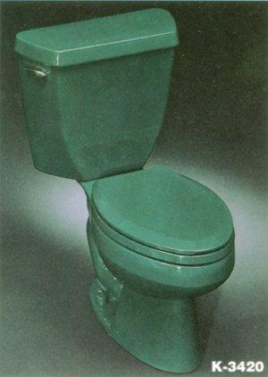 Stunning Kohler Toilet Colors 1994 Pictures - Plan 3D house ...
