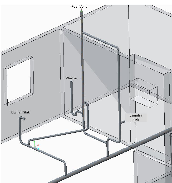Under Window Kitchen Sink Vent Terry Love Plumbing Advice Remodel Diy Professional Forum