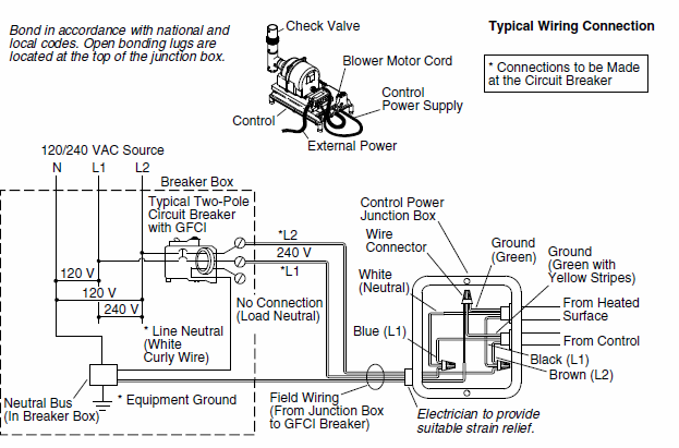 kohler k 1174 gcw whirlpool tub provides contradictory info re whirlpool bath wiring diagram at bakdesigns.co